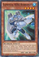 YuGiOh Elemental HERO Bubbleman - Common - Near Mint