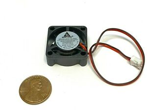 1 GDStime 25mm Mini Cooling Fan 2510 2pin DC Small Micro 12v WD C7