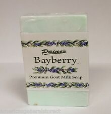 Paine's Bayberry Premium Goat Milk Soap 4.5 oz bar fresh Maine made all natural
