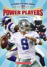 NFL: Power Players by Scholastic; Ladewski, Paul
