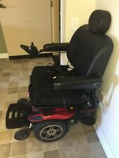 PRIDE JAZZY SELECT HD ELECTRIC WHEELCHAIR