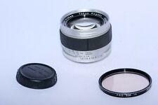 Topcon Topcor 58mm f1.4 normal lens. Topcon Super-D, D1, DM. Sony a7R, Nikon Z