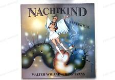 Chris Evans, Walter Wigand - Nachtkind GER LP 1985 FOC /4