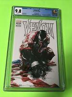Venom #27 CGC 9.8 White Pages Trade Clayton Crain Variant 1st Codex 2020 Marvel