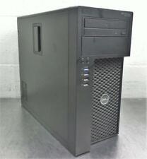 Dell Precision Tower 3620 Core i7-6700 3.4GHz 16GB 2133MHz DDR4 256GB SSD No OS