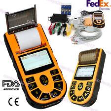 CONTEC ECG80A Digital one-Channel 12-lead ECG/EKG Machine Electrocardiograph+USB