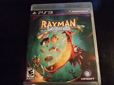 Replacement Case (NO GAME) RAYMAN LEGENDS PLAYSTATION 3 PS3