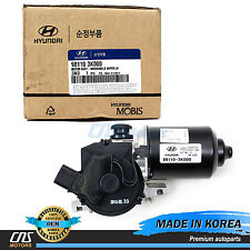 GENUINE Windshield Wiper Motor Front Fits 2006-10 Hyundai Sonata OEM 98110-3K000