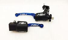 ASV F3 Blue Brake + Clutch Levers Kit Hot Start Pair Pack YZ 250F / 450F BCF36