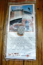 Orioles 100 Millionth Fan Pin presented by Maryland Lottery NIP