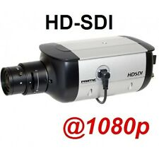 Eyemax HD-SDI security box camera, 1080p 2 megapixel, 2.8~12mm lens, DUAL power