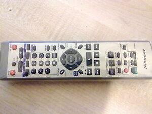 PIONEER AXD7425 DVD TV REMOTE PXV-4529 SXSW950