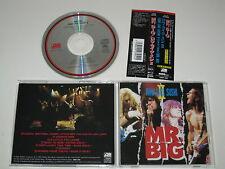 MR.BIG/RAW LIKE SUSHI II (AMCY-395) JAPAN CD ALBUM+OBI