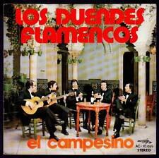"""LOS DUENDES FLAMENCOS - SPAIN 7"""" DISCOPHON 1974 - EL CAMPESINO - SINGLE 45 RPM"""
