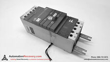 ABB S4H LISTED CIRCUIT BREAKER 2 POLE UNIT 600V TYPE S4 ISSUE P-2002, NE #117148