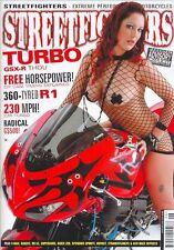 STREETFIGHTERS Magazine No.160 June 2007(NEW COPY)