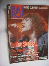 RARO #138/2002 - RIVISTA MUSICALE - ROLLING STONES - PINO DANIELE - SILVANIA