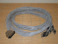 Cisco CAB-5-M120HYD-10 10 foot telco cable
