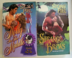 2 x Stobie Piel - Molly and the Middlle + Strange Brews