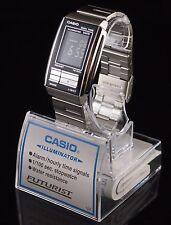 CASIO Watch FUTURIST Digital LA-201W-1 Black Watch 100% Original Brand New