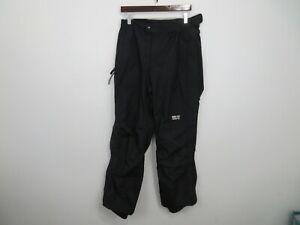Obermeyer GoreTex Black Winter Snow Pants Mens Size Large