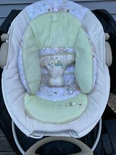 Bright Stars Automatic Bouncer Neutral Unisex Colors Preowned