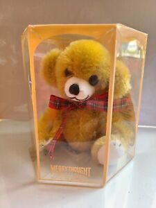 MERRYTHOUGT MICRO CHHEEKY GOLD BEAR