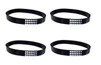 (4) Belts for EUREKA Style U Upright Vacuum Cleaner
