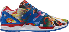 "NEW Adidas Men's LIMITED EDITION Originals ZX Flux ""Seoul"" B34265 Shoes - Sz 9"