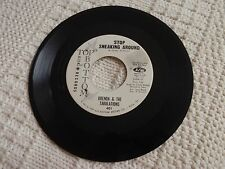 BRENDA & THE TABULATIONS  STOP SNEAKING AROUND/THE TOUCH OF YOU TOP AND BOTTOM