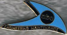 1988 Calgary ABC Engineering Maintenance Olympic Media Pin