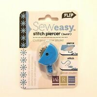 WRMK Sew Easy MINI LOOP STITCH PIERCER ATTACHMENT scrapbooking crafts sewing
