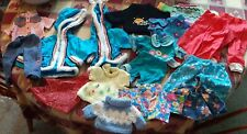Baby Doll Clothing Lot 17 Pieces Fits American Girl Dolls