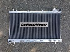 2 Row Aluminum Radiator Fit For 1998-2001 Subaru Impreza/1999-2002 Forester  H4