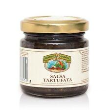 Trüffelsauce 80g - Handwerkliche Spezialitäten Umbria Italy - Liebe für gute