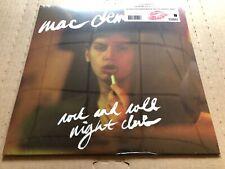 NEW SUPER RARE Mac DeMarco - Rock And Roll Night Club BLUE Vinyl EP x/500