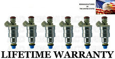 Genuine Set Of 6 Fuel Injectors for Ford 2.9 3.0L 3.8 4.9 5.0L