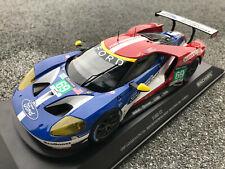1/18 Ford GT #69 Chip Ganassi USA GTE-PRO 24h Le Mans 2016 MINICHAMPS 155 168669