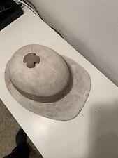 Original Military British WW2 Pith Helmet Sun Tropical Hat dated 1942, Sutton