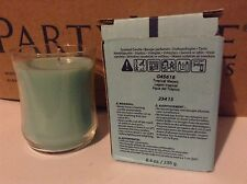 PARTYLITE ESCENTIAL JAR CANDLE GLASS CANDLE TROPICAL WATERS NEW IN BOX
