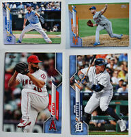 2020 Topps Series 1 Father's Day Blue Baseball Cards Complete Ur Set U Pick /50