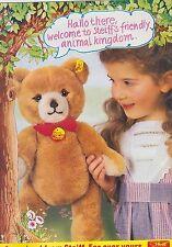#misc-1074 - 1980s Steiff Zeug Animal Katalog