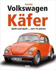 VW Volkswagen Käfer läuft und läuft... seit 75 Jahren Heel Wesselhoff 200 S BUCH