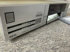 Akai AM-U3 Cool Retro Hifi Amplifier Silver Separate Vintage Amp