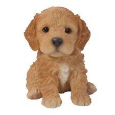 NEW Golden/Brown Cockapoo Pet Pal Puppy Ornament - Vivid Arts