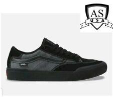 New Vans Berle Pro Skate Shoes Croc Black Pewter Sneakers Men's 6.5/ Women's 8