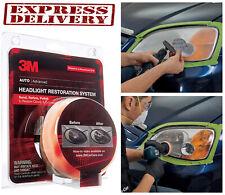 Headlight Restoration Kit Lens Restorer System Polish Refine Restore Tools