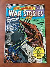 Star Spangled War Stories #127 DC Comics 1966 VG/FN