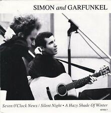 Simon & Garfunkel - Seven O'Clock News/Silent Night [EP]