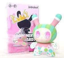 "Kidrobot DTA Designer Toy Awards 3"" Dunny Vinyl Figure - So Youn Lee Watermelon"